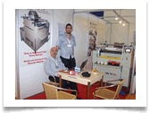 Mertsan Machine Tuyap Eurasia Packaging Exhibition 2012